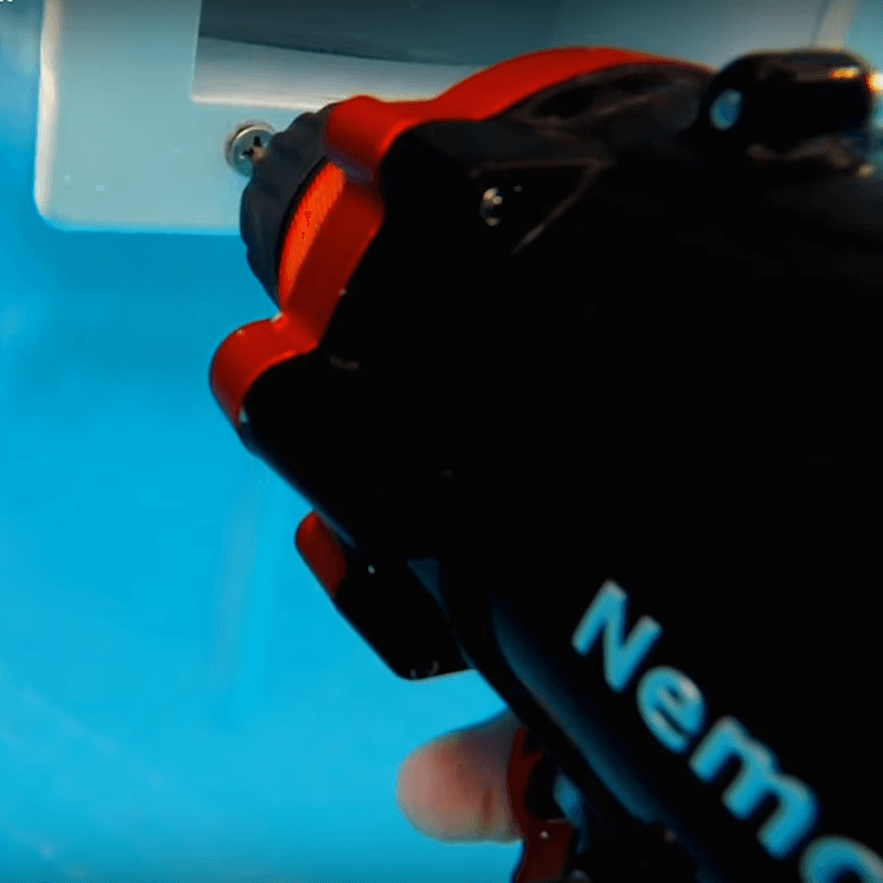 A Day in a Life of an Underwater Drill